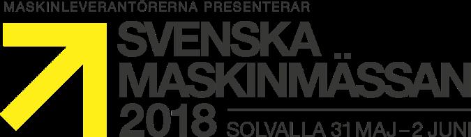 Svenska Maskinmässan 2018
