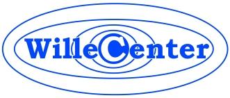 WilleCenter_Logodekal_350x146mm_Reflexblå
